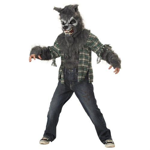 Howling At The Moon Child Costume 0