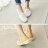 雷射洞洞一體成型鞋墊超輕便鞋【QT7016-11080】AppleNana蘋果奈奈 0