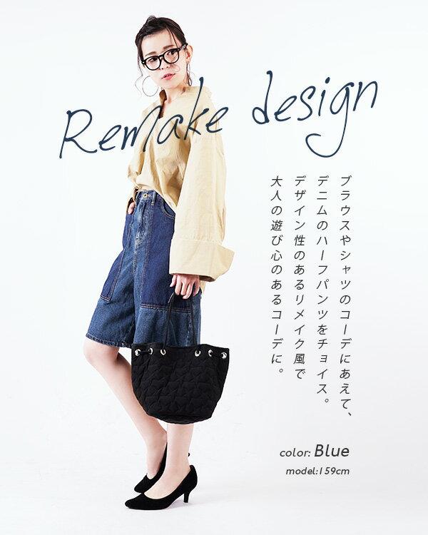 日本e-zakka / 休閒牛仔短褲33617-1900054 / 日本必買 代購 / 日本樂天直送(4900) 2