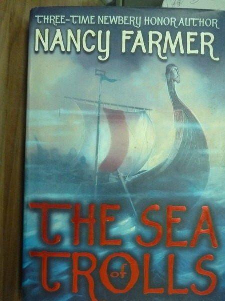 【書寶二手書T2/原文小說_PEY】The Sea of Trolls_Farmer