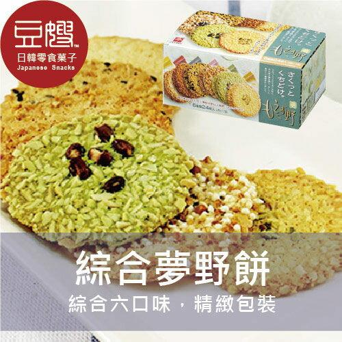 【豆嫂】日本零食 TIVON綜合夢野餅