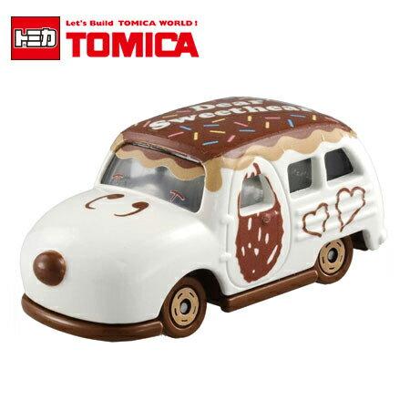 日貨 Dream TOMICA SP 史努比情人節版 史努比車 史奴比 SNOOPY Dream 多美小汽車【N101921】