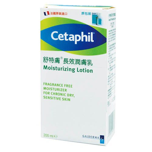Cetaphil 舒特膚長效潤膚乳200ml 2020/03 公司貨中文標 PG美妝