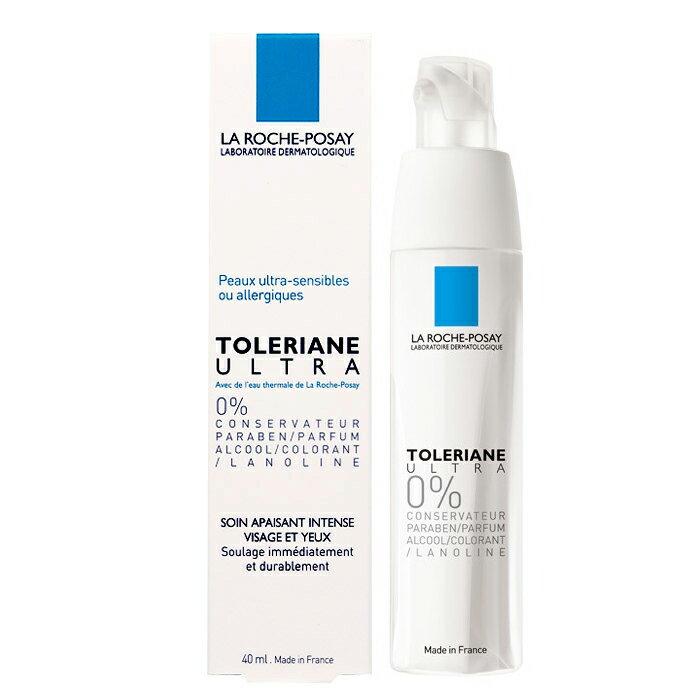 理膚寶水 多容安極效舒緩修護精華乳潤澤型40ml 安心霜 新效期 公司貨中文標 PG美妝