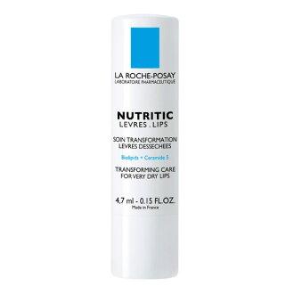 理膚寶水-滋養修護潤唇膏4.7ml 2020/03 公司貨中文標 PG美妝《可績點》
