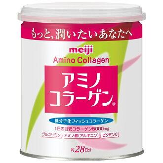 Meiji 日本明治 膠原蛋白粉罐裝200g 日本熱銷NO.1 PG美妝