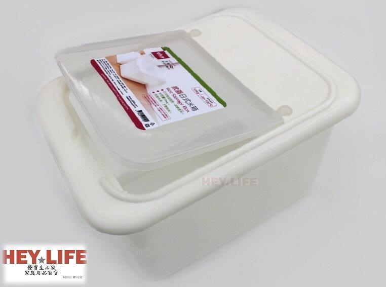 ~HEYLIFE 家~美廚掀蓋日式米箱15kg 米桶 米 筒 製
