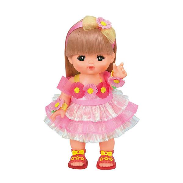 【小美樂娃娃】配件-花花小洋裝