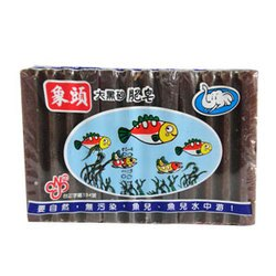 象頭 大黑砂肥皂 750g(3塊入)