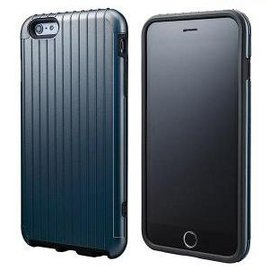 日本 Gramas SL334 iPhone6/6S 4.7吋 行李箱 背蓋 保護殼