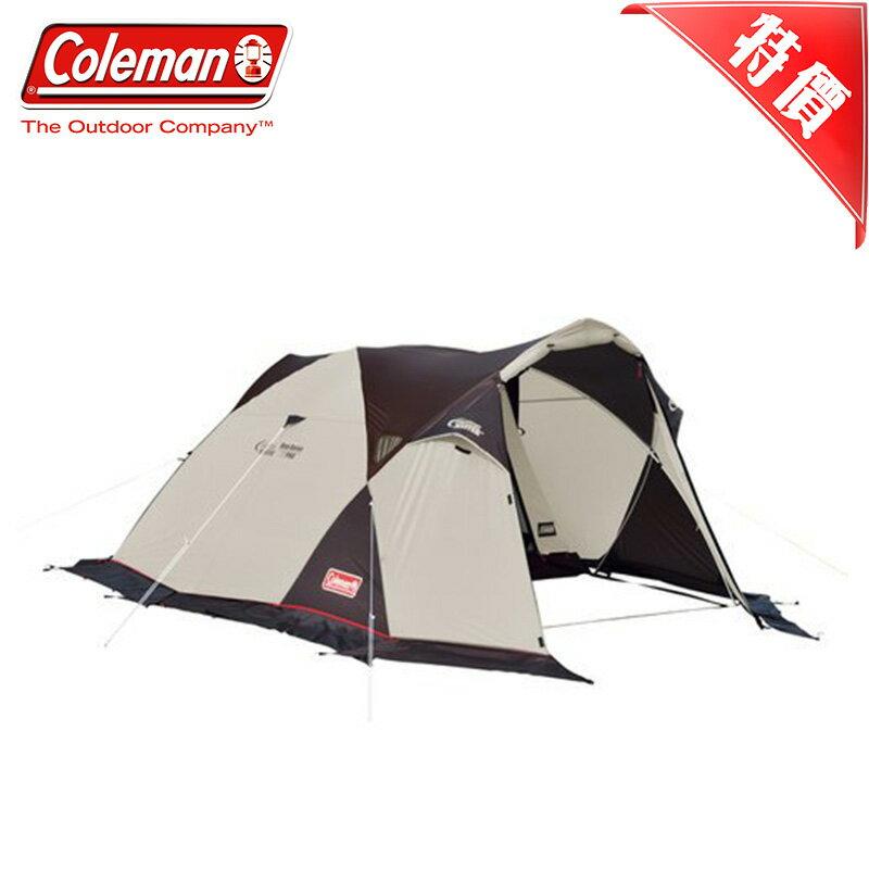 【露營趣】特價款 Coleman CM-2858 氣候達人雙人透氣帳 二人帳篷