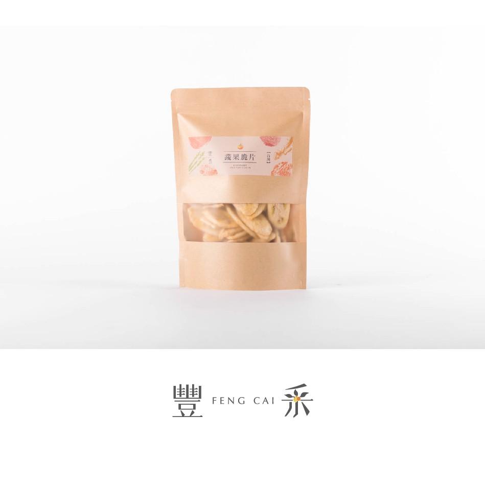 [豐采]〔真材實料〕香蕉脆片 200g