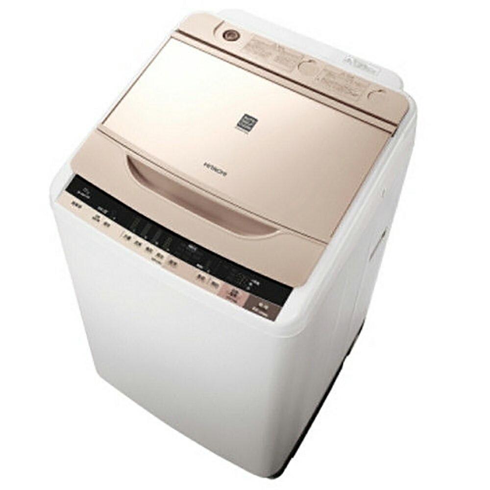 好禮送【HITACHI日立】11KG變頻尼加拉飛瀑洗淨直立式洗衣機SFBW12W【三井3C】