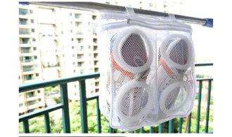 日式熱銷最新洗鞋袋/曬鞋袋