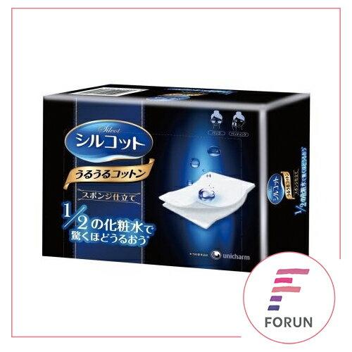 絲花 潤澤化妝棉 40片 單盒裝