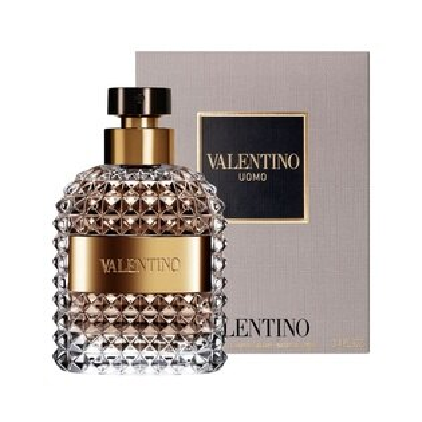 Valentino范倫鐵諾Uomo同名男性淡香水100ml公司貨《Belle倍莉小舖》