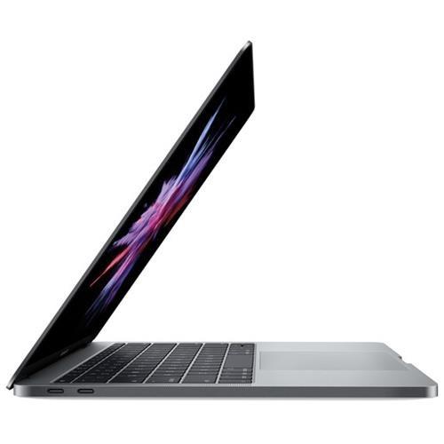 "Apple MacBook Pro MPXQ2LL/A 13.3"" LCD Notebook - Intel Core i5 (7th Gen) Dual-core (2 Core) 2.30 GHz - 8 GB LPDDR3 - 128 GB SSD - Mac OS Sierra - 2560 x 1600 - In-plane Switching (IPS) Technology - Space Gray - Intel Iris Plus Graphics 640 LPDDR3 - Blueto"