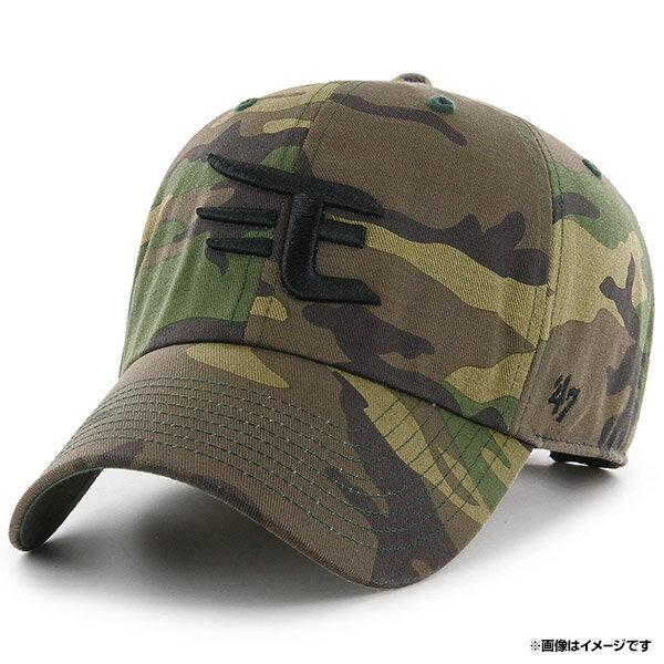 日本職棒 東北樂天金鷲隊  /  2020  '47 Brand x Eagles CLEAN UP 應援棒球帽 迷彩款  /  d0400164。日本必買 日本樂天代購 /  件件含運 0