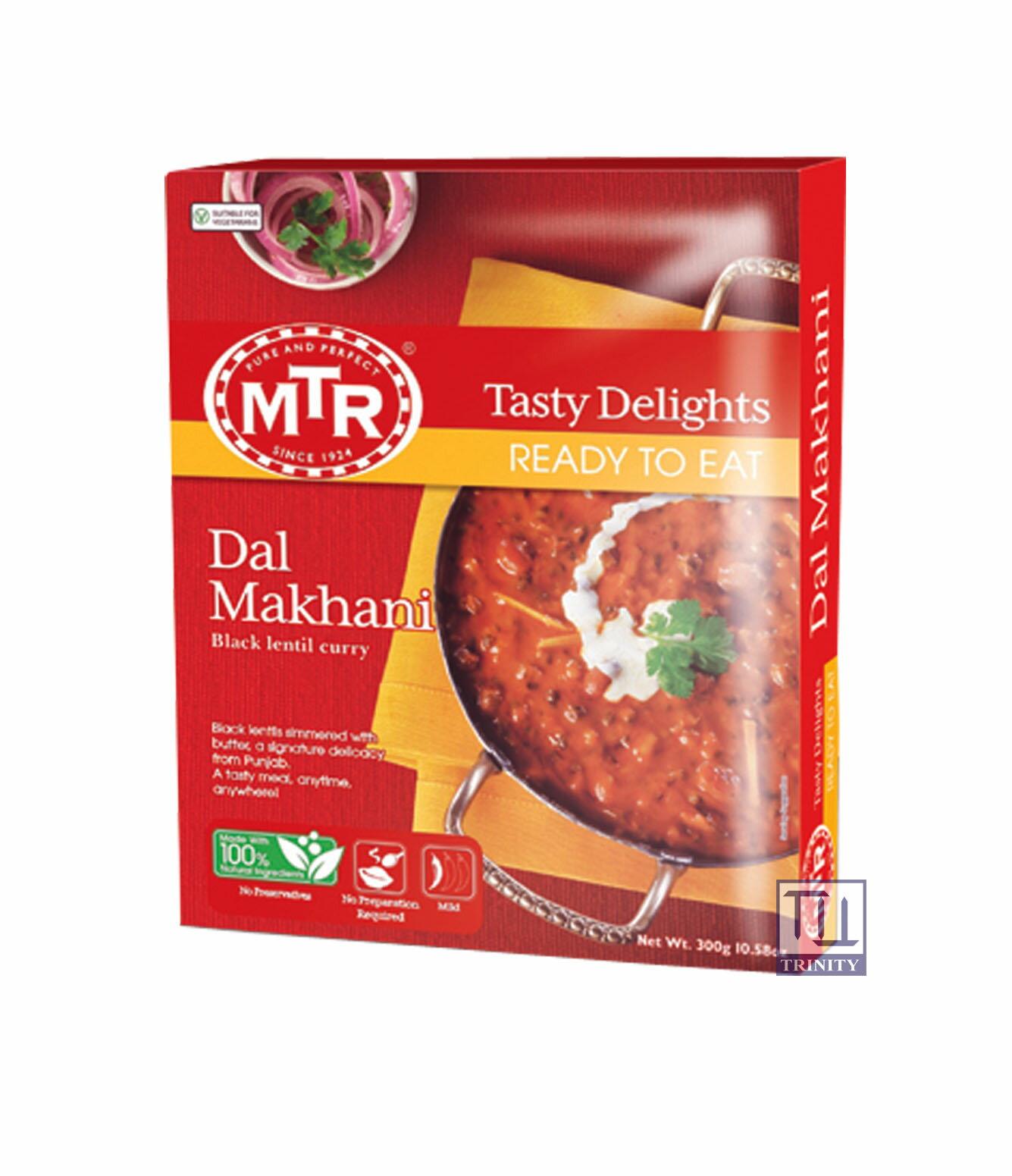 Mtr Dal Makhani 印度黑豆咖哩即食調理包