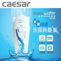 【CAESAR 凱撒衛浴】沐浴過濾器專用 逸淨沐浴除氯器2入組(洗澡無憂氯) 0
