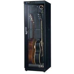 防潮家 電子防潮箱 【FD-215EG】 215L 吉他貝斯專用防潮箱 專為木質樂器設計 新風尚潮流