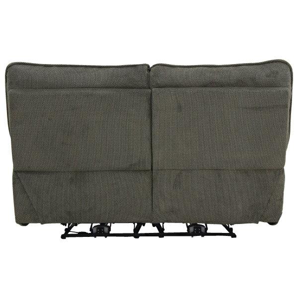 ◎布質2人用電動可躺式沙發 HIT 804 MGY NITORI宜得利家居 4