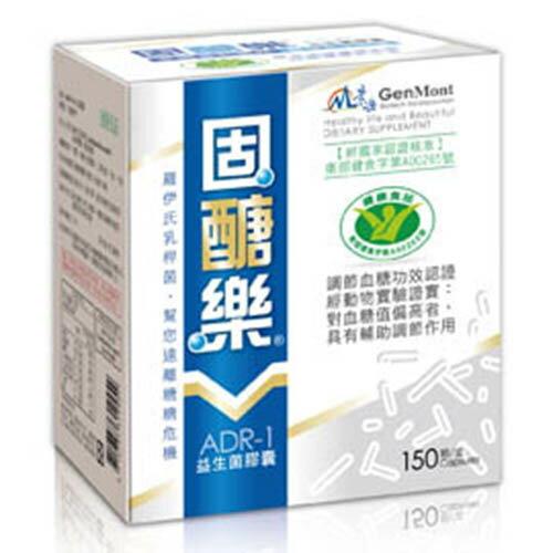 景岳生技 固醣樂 醣美樂 ADR-1益生菌膠囊 150+30顆/組◆德瑞健康家◆