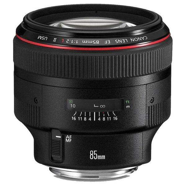 ◎相機專家◎CanonEF85mmF1.2LIIUSM彩虹公司貨全新彩盒裝