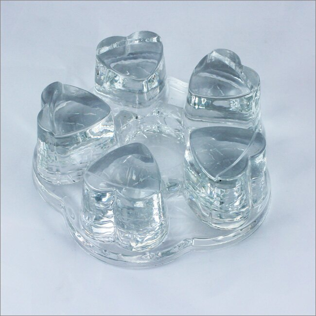 愛心玻璃爐座 心型保溫爐座 暖爐座 適用多種花茶壺 玻璃壺、陶瓷壺
