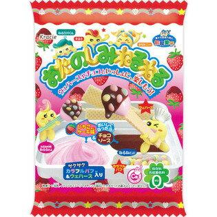 日本 知育果子 自己動手做 -草莓巧克力甜點 22g
