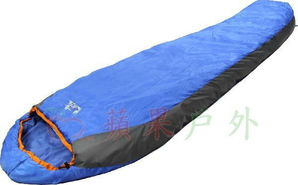 【【蘋果戶外】】吉諾佳 AS035 Micro 850 輕便型四孔纖維睡袋 1000g Lirosa 背包客 旅行 遊學