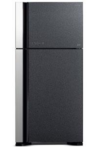HITACHI 日立 RG599^(GGR^) 兩門琉璃冰箱 ^(570L 琉璃灰^)~零