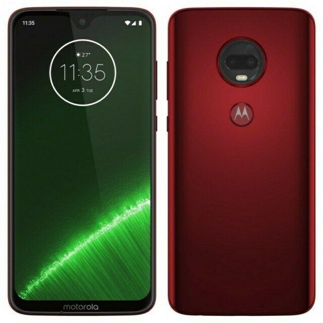 Motorola Moto G7 PLUS DUAL SIM (G7+) (64GB+4GB) XT1965-2 6 2