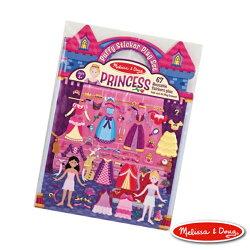 美國瑪莉莎 Melissa & Doug 泡泡貼紙簿 公主舞會