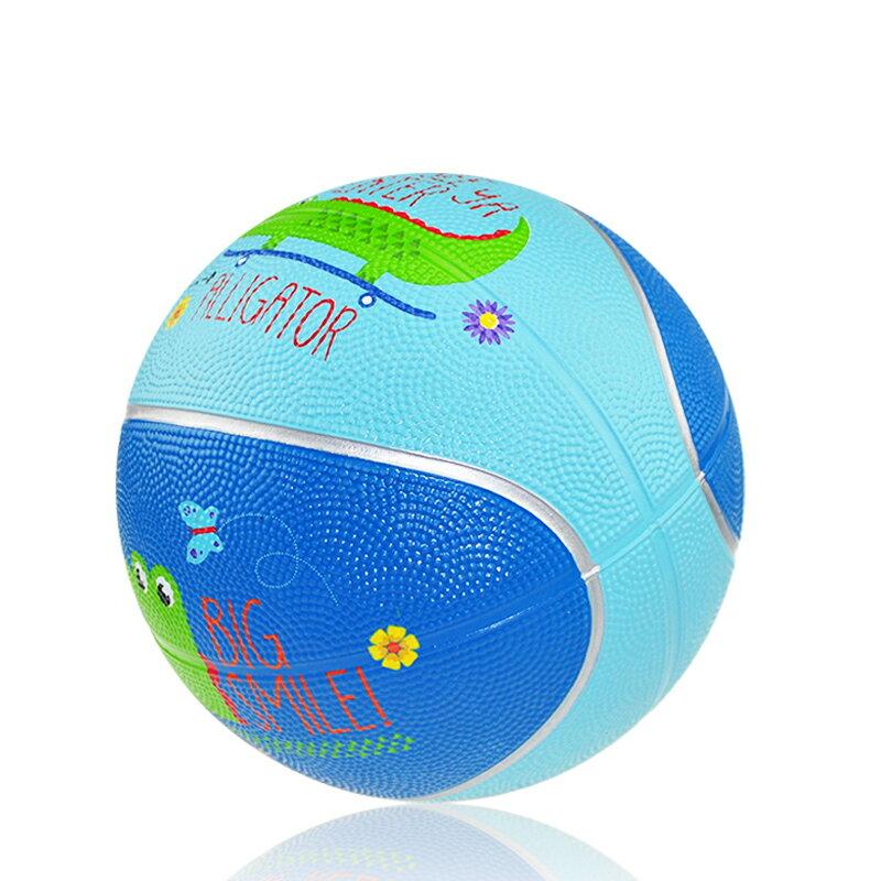 Fisher-Price費雪 - 卡通玩具球 (藍)