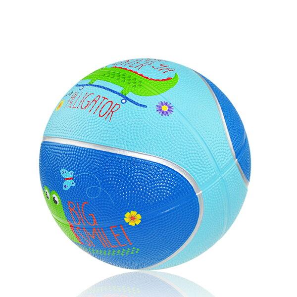 小奶娃婦幼用品:Fisher-Price費雪-卡通玩具球(藍)