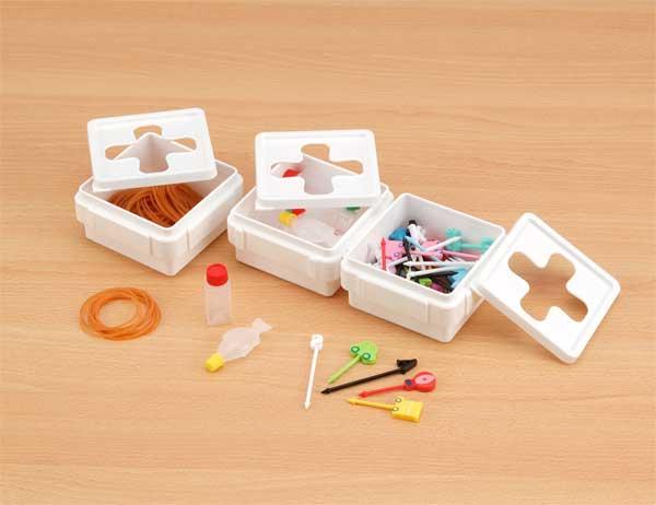 現貨 日本製 INOMATA 抽屜分類收納盒 S+M+L(組)