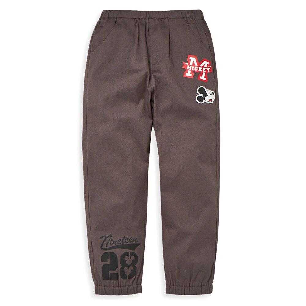 Disney 米奇系列俏皮愛運動束口褲-鐵灰(好窩生活節) - 限時優惠好康折扣