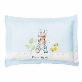 【淘氣寶寶】奇哥 Joie Peter Rabbit 花園比得兔充綿兒童枕-藍色