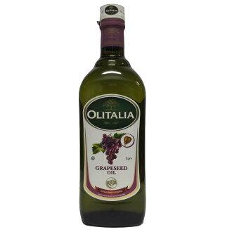 奧利塔 葡萄籽油 (1公升 )