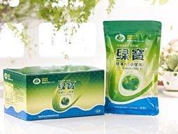 綠寶綠藻片 1000粒/4包 盒