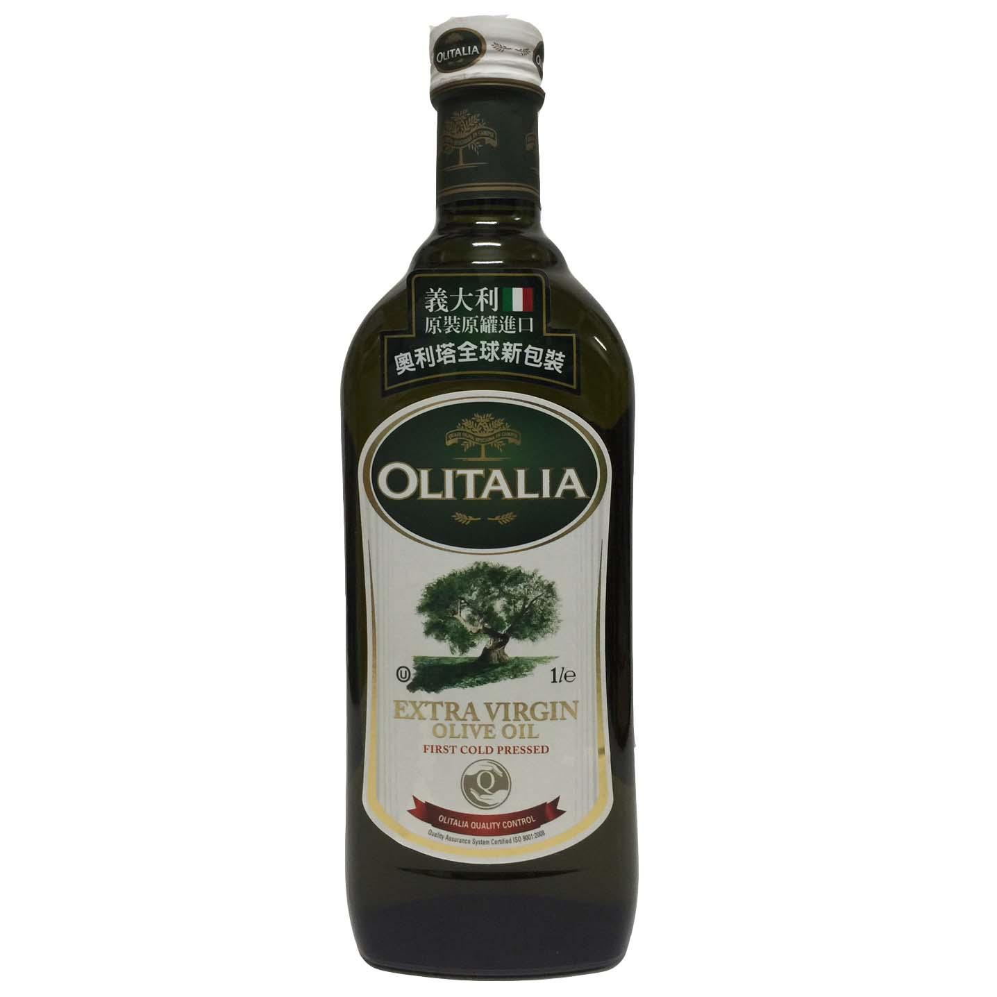 奧利塔 EXTRA VIRG 特級冷壓橄欖油1公升/瓶