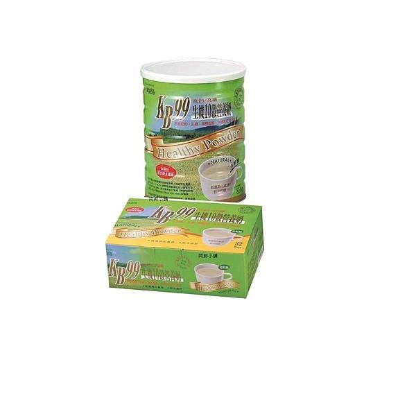 肯寶 KB99生機10穀營養奶(全素)罐