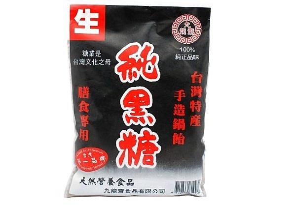 九龍齋 純黑糖 600g