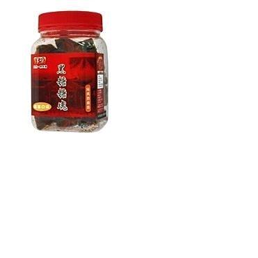 美纖小舖:達益食品淳味黑糖糖塊200g罐