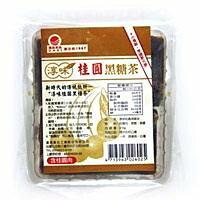 達益食品 桂圓黑糖茶磚(含桂圓)