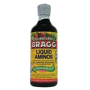 Bragg 天然醬油(473ml)