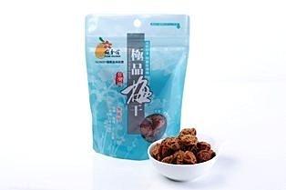 美纖小舖:梅香莊極品梅干有籽清淡爽口無阿斯巴甜