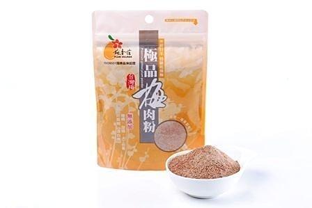 梅香莊 極品梅肉粉   梅肉研磨 無阿斯巴甜 體驗包 1g