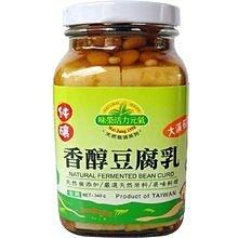 味榮 純釀香醇豆腐乳 340g